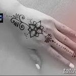 Фото простые рисунки мехенди от 03.08.2018 №179 - simple mehendi drawing - tatufoto.com