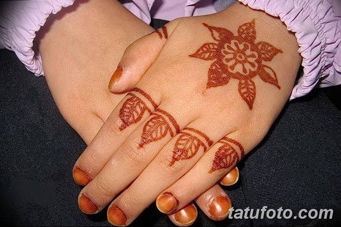 Фото простые рисунки мехенди от 03.08.2018 №199 - simple mehendi drawing - tatufoto.com