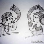 Фото простые рисунки мехенди от 03.08.2018 №252 - simple mehendi drawing - tatufoto.com