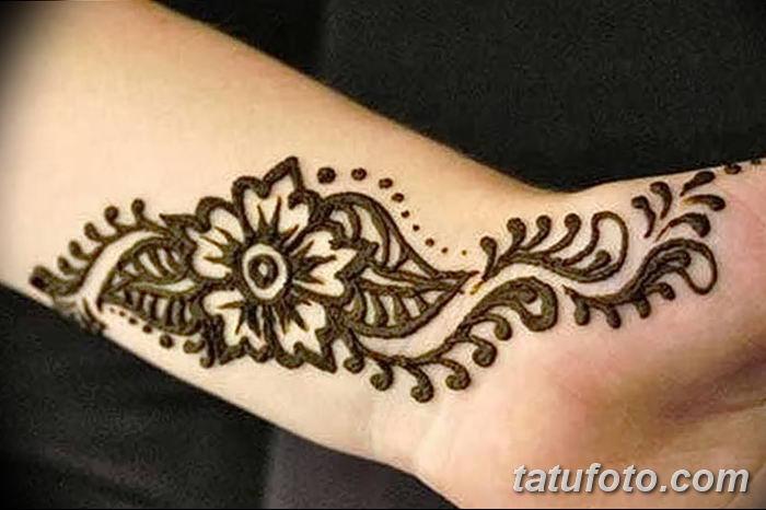 Фото простые рисунки мехенди от 03.08.2018 №265 - simple mehendi drawing - tatufoto.com
