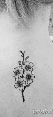 Фото рисунок тату цветок колокольчик от 10.08.2018 №024 – flower bell tatto – tatufoto.com