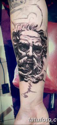Фото тату Зевс от 08.08.2018 №001 – tattoo Zeus – tatufoto.com