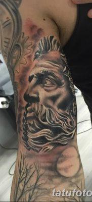 Фото тату Зевс от 08.08.2018 №004 – tattoo Zeus – tatufoto.com