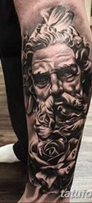 Фото тату Зевс от 08.08.2018 №007 – tattoo Zeus – tatufoto.com