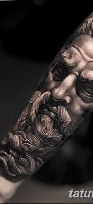 Фото тату Зевс от 08.08.2018 №008 – tattoo Zeus – tatufoto.com