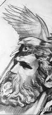 Фото тату Зевс от 08.08.2018 №009 – tattoo Zeus – tatufoto.com