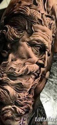 Фото тату Зевс от 08.08.2018 №010 – tattoo Zeus – tatufoto.com