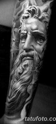 Фото тату Зевс от 08.08.2018 №012 – tattoo Zeus – tatufoto.com