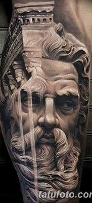 Фото тату Зевс от 08.08.2018 №013 – tattoo Zeus – tatufoto.com