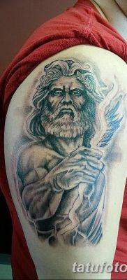 Фото тату Зевс от 08.08.2018 №016 – tattoo Zeus – tatufoto.com