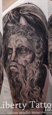 Фото тату Зевс от 08.08.2018 №017 – tattoo Zeus – tatufoto.com