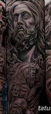 Фото тату Зевс от 08.08.2018 №139 – tattoo Zeus – tatufoto.com