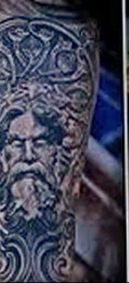 Фото тату Зевс от 08.08.2018 №140 – tattoo Zeus – tatufoto.com