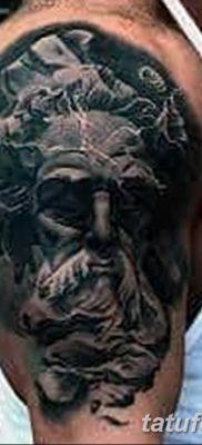 Фото тату Зевс от 08.08.2018 №141 – tattoo Zeus – tatufoto.com