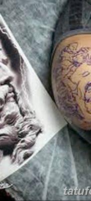 Фото тату Зевс от 08.08.2018 №142 – tattoo Zeus – tatufoto.com