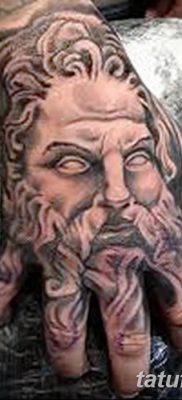 Фото тату Зевс от 08.08.2018 №143 – tattoo Zeus – tatufoto.com