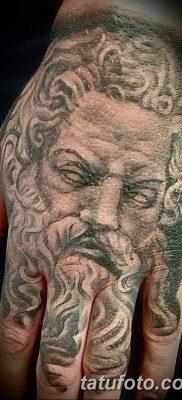 Фото тату Зевс от 08.08.2018 №145 – tattoo Zeus – tatufoto.com
