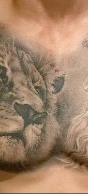 Фото тату Зевс от 08.08.2018 №146 – tattoo Zeus – tatufoto.com