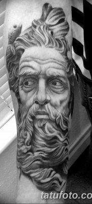 Фото тату Зевс от 08.08.2018 №149 – tattoo Zeus – tatufoto.com