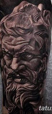 Фото тату Зевс от 08.08.2018 №150 – tattoo Zeus – tatufoto.com