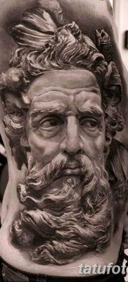 Фото тату Зевс от 08.08.2018 №153 – tattoo Zeus – tatufoto.com