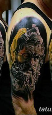 Фото тату Зевс от 08.08.2018 №154 – tattoo Zeus – tatufoto.com