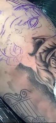 Фото тату Зевс от 08.08.2018 №155 – tattoo Zeus – tatufoto.com