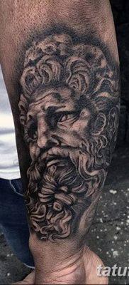 Фото тату Зевс от 08.08.2018 №156 – tattoo Zeus – tatufoto.com