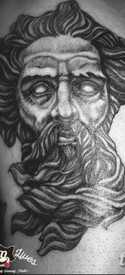 Фото тату Зевс от 08.08.2018 №157 – tattoo Zeus – tatufoto.com