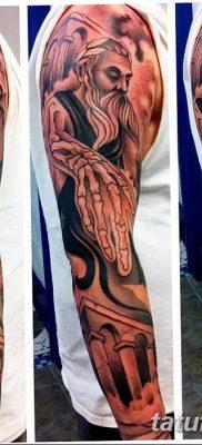 Фото тату Зевс от 08.08.2018 №158 – tattoo Zeus – tatufoto.com