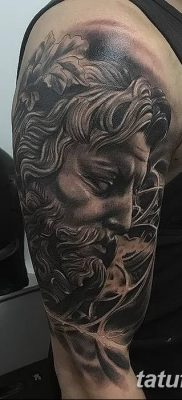Фото тату Зевс от 08.08.2018 №159 – tattoo Zeus – tatufoto.com