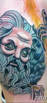 Фото тату Зевс от 08.08.2018 №161 – tattoo Zeus – tatufoto.com