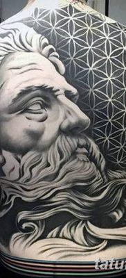 Фото тату Зевс от 08.08.2018 №162 – tattoo Zeus – tatufoto.com