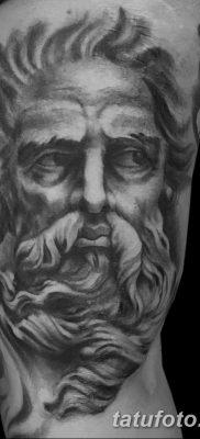 Фото тату Зевс от 08.08.2018 №163 – tattoo Zeus – tatufoto.com