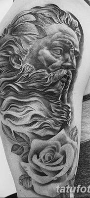 Фото тату Зевс от 08.08.2018 №164 – tattoo Zeus – tatufoto.com