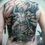 Фото тату Зевс от 08.08.2018 №165 - tattoo Zeus - tatufoto.com