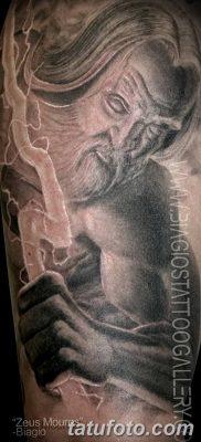 Фото тату Зевс от 08.08.2018 №166 – tattoo Zeus – tatufoto.com