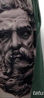 Фото тату Зевс от 08.08.2018 №167 – tattoo Zeus – tatufoto.com