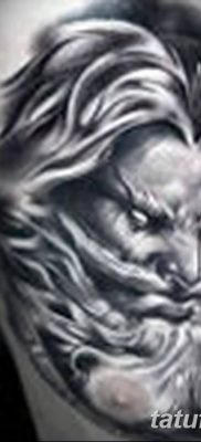Фото тату Зевс от 08.08.2018 №170 – tattoo Zeus – tatufoto.com