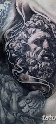 Фото тату Зевс от 08.08.2018 №171 – tattoo Zeus – tatufoto.com