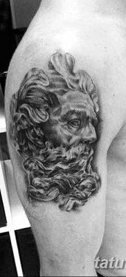 Фото тату Зевс от 08.08.2018 №172 – tattoo Zeus – tatufoto.com
