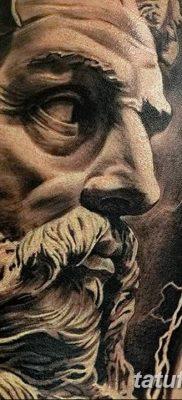 Фото тату Зевс от 08.08.2018 №173 – tattoo Zeus – tatufoto.com
