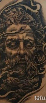 Фото тату Зевс от 08.08.2018 №176 – tattoo Zeus – tatufoto.com
