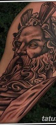 Фото тату Зевс от 08.08.2018 №178 – tattoo Zeus – tatufoto.com