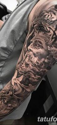 Фото тату Зевс от 08.08.2018 №179 – tattoo Zeus – tatufoto.com