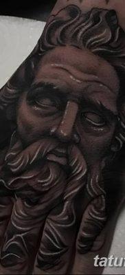 Фото тату Зевс от 08.08.2018 №183 – tattoo Zeus – tatufoto.com