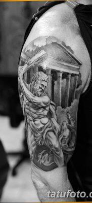 Фото тату Зевс от 08.08.2018 №184 – tattoo Zeus – tatufoto.com