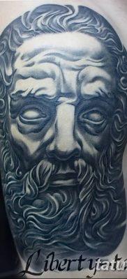 Фото тату Зевс от 08.08.2018 №185 – tattoo Zeus – tatufoto.com