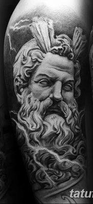 Фото тату Зевс от 08.08.2018 №186 – tattoo Zeus – tatufoto.com