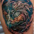 Фото тату Зевс от 08.08.2018 №187 - tattoo Zeus - tatufoto.com